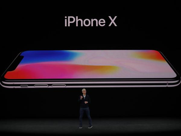 photo image Here are big, beautiful photos of the iPhone X (AAPL)