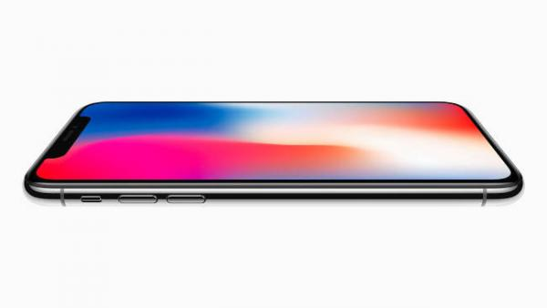 photo image Apple's iPhone X won't experience the joy of 6...