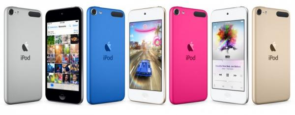 Apple Adjusts iPod Touch Prices and Storage: 32GB For $199, 128GB For $299