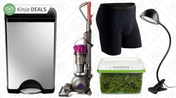 photo image Saturday's Best Deals: Dyson Vacuum, ExOfficio, Household Essentials, and More