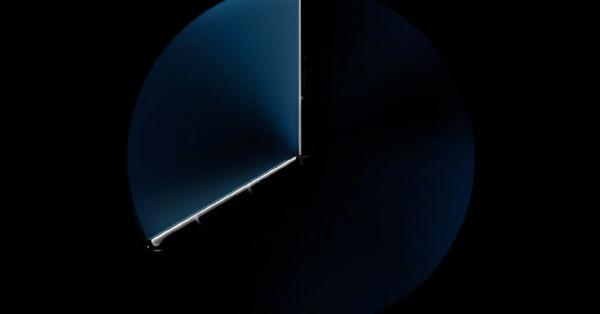 Huawei Mate X2 teaser hints at new folding screen design