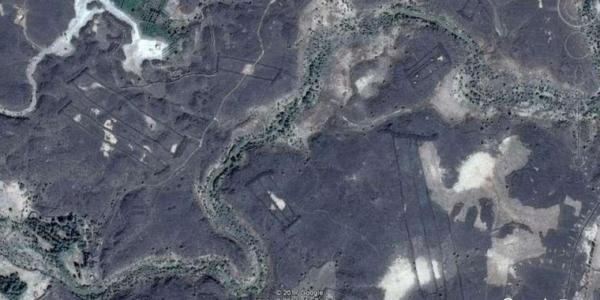 "Archaeologists are mystified by ancient ""gates"" in Saudi lava fields"