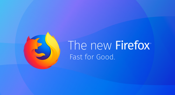photo image Firefox's faster, slicker, slimmer Quantum edition now out