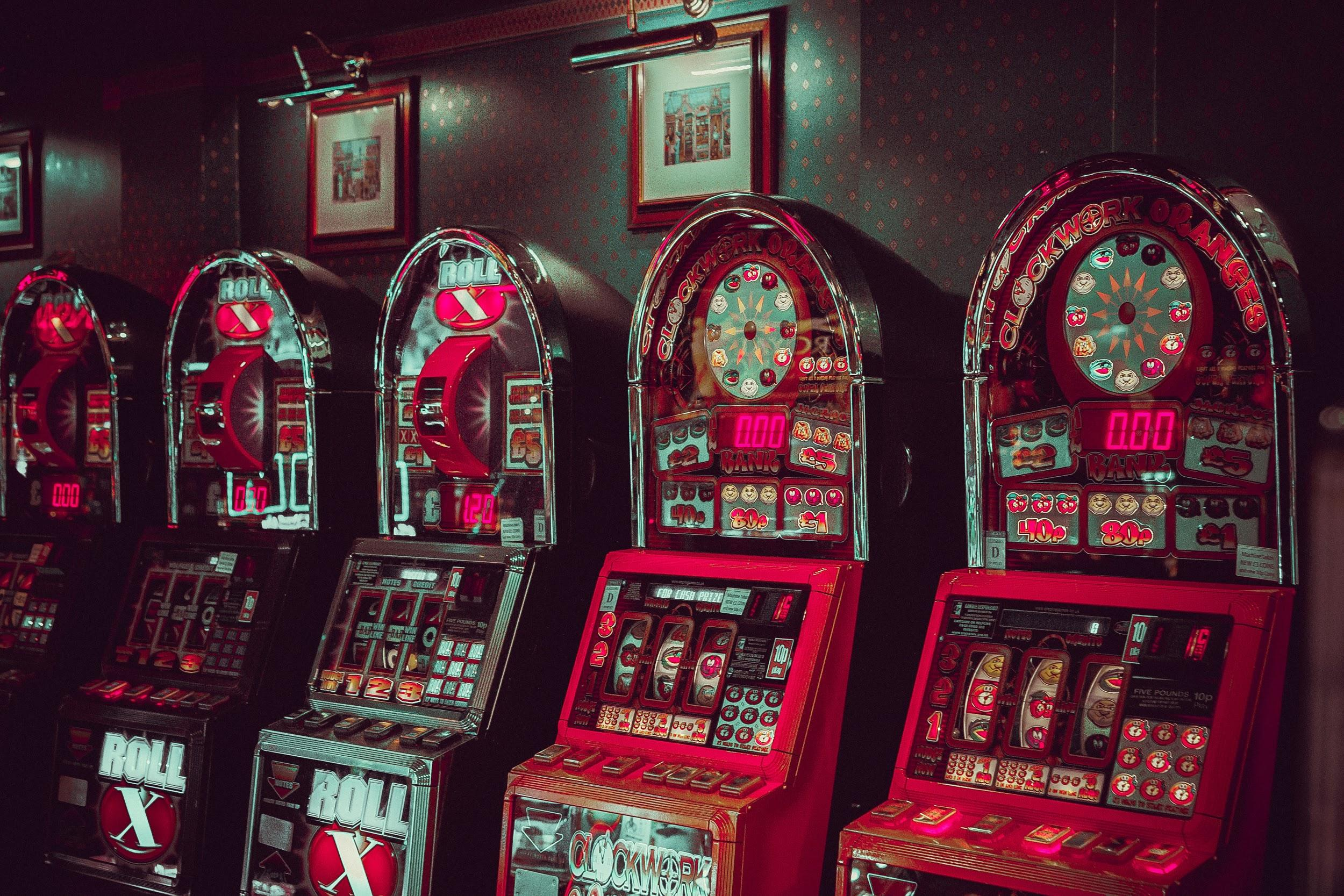 How Has the Technology of Slots Machines Changed Over the Years?