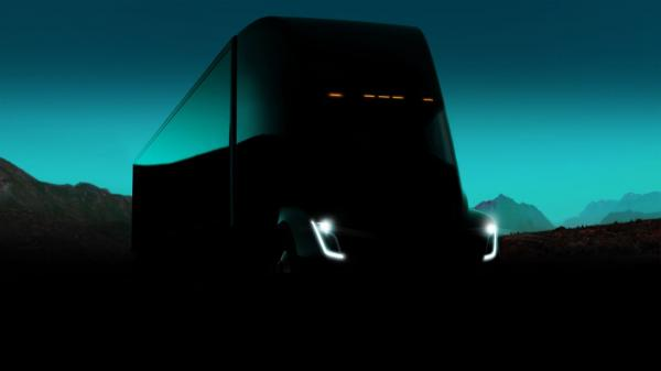 photo image Everything You Need to Know About Tesla's New Electric Semi Truck
