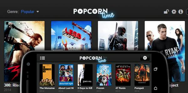 Popcorn Time blames Hollywood for popularity of illegal streaming