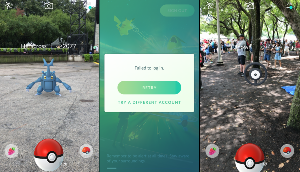 What it was like to attend Pokémon Go's first real-world event that turned out to be a disaster