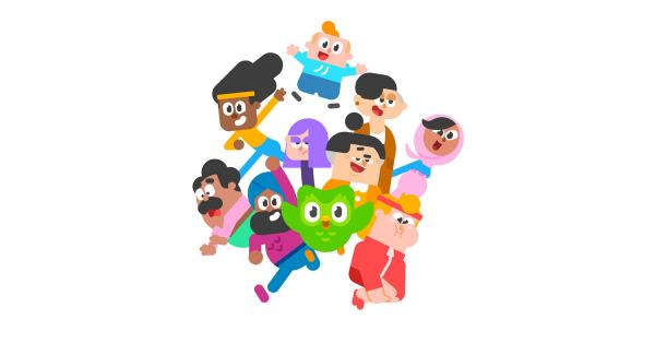 How Duolingo designed the new characters…