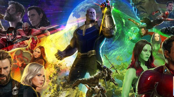 Behold, Avengers: Infinity War's Epic Comic-Con Poster