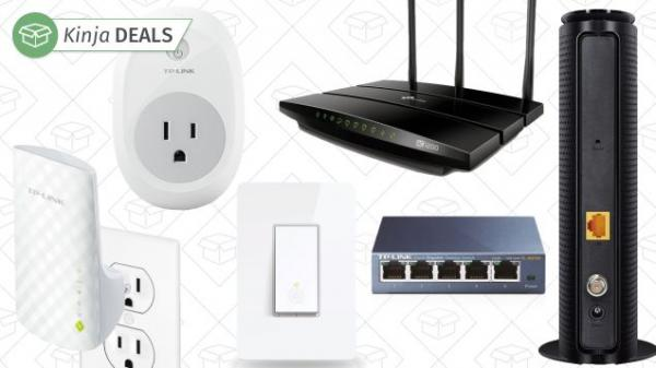 photo image Amazon's Blowing Out a Ton of Networking and Home Automation Gear, Today Only