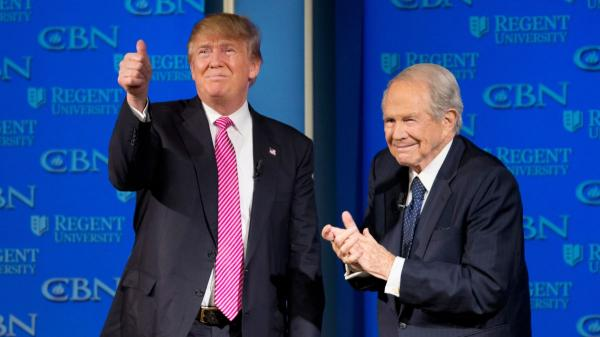 Pat Robertson Didn't Actually Blame America's Coronavirus Crisis on Oral Sex