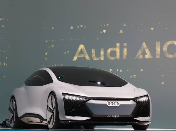 photo image Audi just unveiled a stunning electric concept designed to drive over 400 miles on a single charge