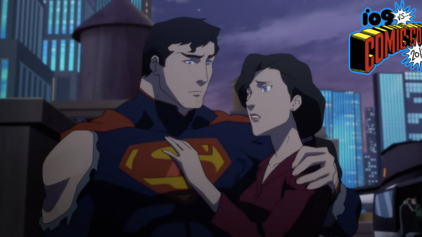 photo image The Death of SupermanMovie Changes Up a Classic DC Comics Story Just Enough to Work