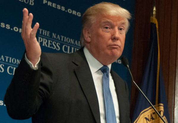 photo image Donald Trump's tweets: Are they presidential statements or not?