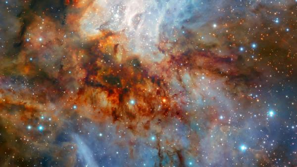 photo image Behold the Haunting Beauty of a Distant Star Cluster