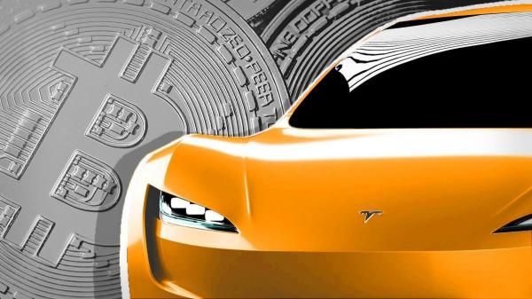 Crypto exchange Binance launches Tesla…