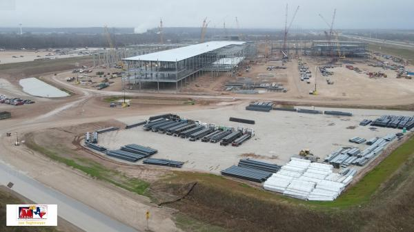 photo of Tesla Giga Texas' water treatment facilities take form with Canada-based firm's contract image