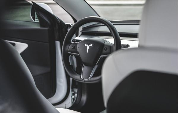 Tesla Model 3 heated steering wheel…