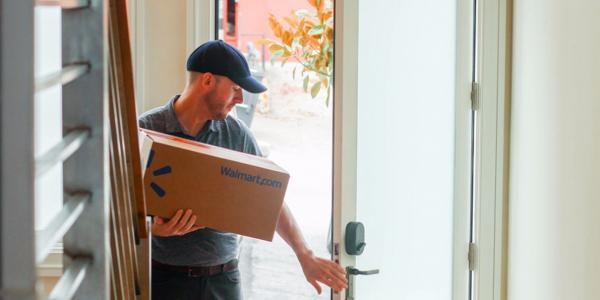 The escalating battle between Walmart and Amazon is moving into your home — and it raises privacy concerns