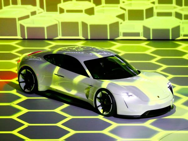 Porsche's stunning Tesla rival will arrive in 2019 and cost $85,000 (TSLA)