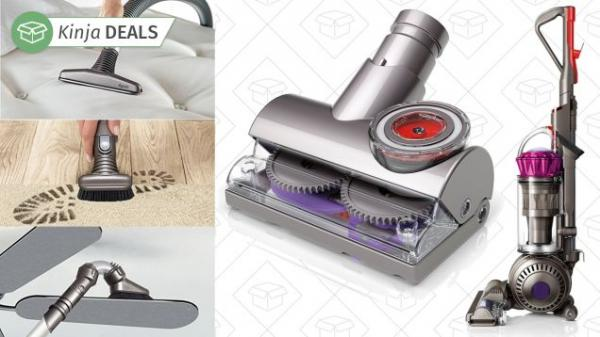 photo image This One-Day Dyson Deal Includes Seven Hose Tools For Every Cleaning Situation