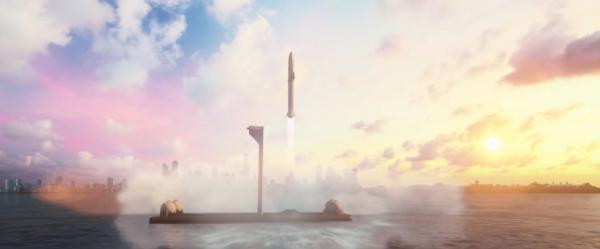 SpaceX reveals plans for a Texas…