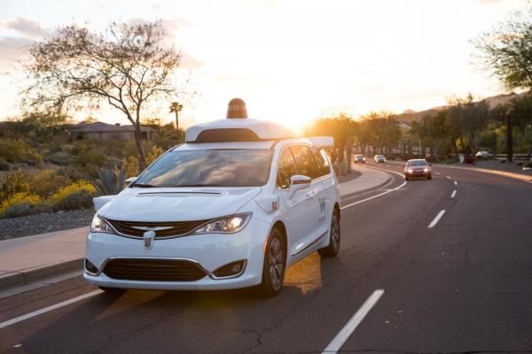 photo of Waymo's self-driving cars hit 10 million miles image
