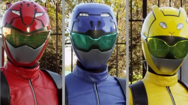 The Next Power Rangers Series Is Adapting Super Sentai's Own Homage to... Power Rangers?