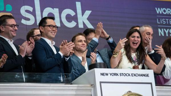 Looks Like Salesforce Is Buying Slack